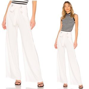 NWT Ramy Brook Alice Pant in Ivory